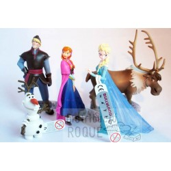 Figures Frozen