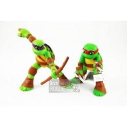 Figuras Jovenes Mutantes Tortugas Ninja