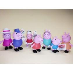 Lote Peppa Pig familia