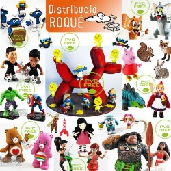 Muñecos para monas de pascua