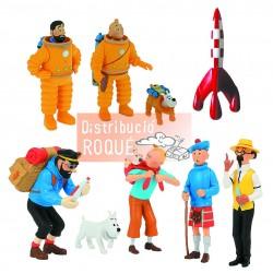 Figures Tintin