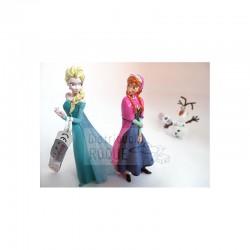 Lote Princesas Frozen