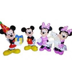 Lote Mickey Minnie