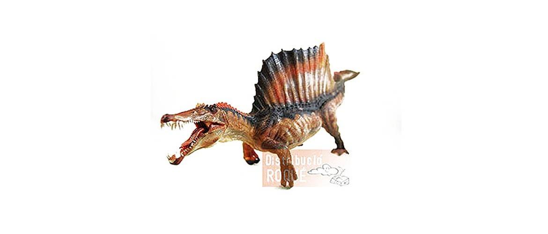 Dinosaurios figuras distribucion